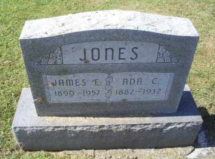 JONES, ADA C. - Ross County, Ohio | ADA C. JONES - Ohio Gravestone Photos
