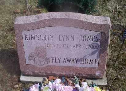 JONES, KIMBERLY LYNN - Ross County, Ohio | KIMBERLY LYNN JONES - Ohio Gravestone Photos