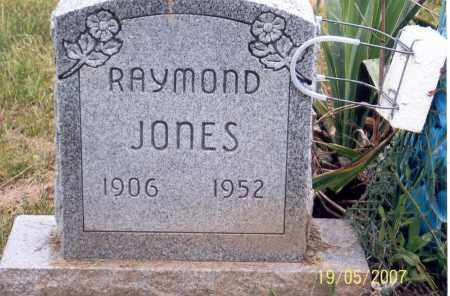 JONES, RAYMOND - Ross County, Ohio | RAYMOND JONES - Ohio Gravestone Photos