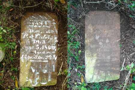 JONES, SASAN - Ross County, Ohio | SASAN JONES - Ohio Gravestone Photos