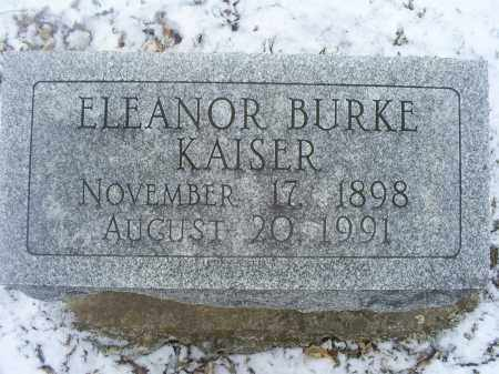 KAISER, ELEAOR - Ross County, Ohio | ELEAOR KAISER - Ohio Gravestone Photos