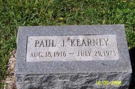 KEARNEY, PAUL J. - Ross County, Ohio | PAUL J. KEARNEY - Ohio Gravestone Photos