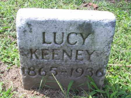 KEENEY, LUCY - Ross County, Ohio | LUCY KEENEY - Ohio Gravestone Photos