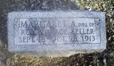 KELLER, MARGARET A. - Ross County, Ohio | MARGARET A. KELLER - Ohio Gravestone Photos