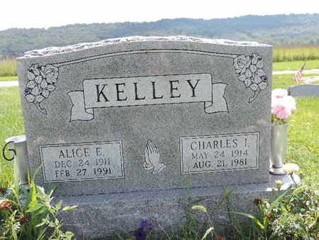 KELLEY, ALICE E - Ross County, Ohio | ALICE E KELLEY - Ohio Gravestone Photos