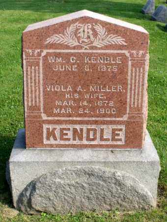 KENDLE, VIOLA A. - Ross County, Ohio | VIOLA A. KENDLE - Ohio Gravestone Photos