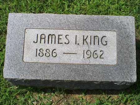 KING, JAMES I. - Ross County, Ohio | JAMES I. KING - Ohio Gravestone Photos