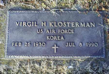 KLOSTERMAN, VIRGIL H. - Ross County, Ohio | VIRGIL H. KLOSTERMAN - Ohio Gravestone Photos