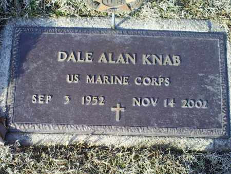 KNAB, DALE ALAN - Ross County, Ohio | DALE ALAN KNAB - Ohio Gravestone Photos