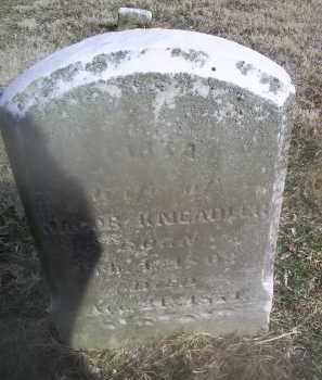 KNEADLER, ELIZA - Ross County, Ohio | ELIZA KNEADLER - Ohio Gravestone Photos