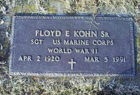 KOHN, FLOYD E. - Ross County, Ohio | FLOYD E. KOHN - Ohio Gravestone Photos
