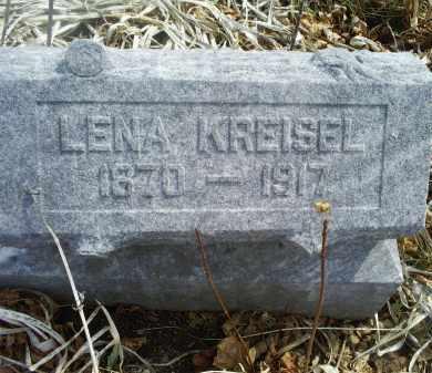 KREISEL, LENA - Ross County, Ohio | LENA KREISEL - Ohio Gravestone Photos