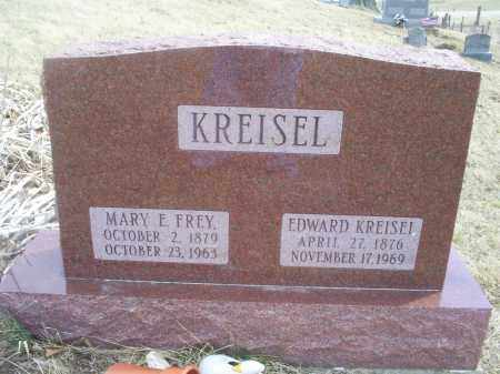 FREY KREISEL, MARY E. - Ross County, Ohio | MARY E. FREY KREISEL - Ohio Gravestone Photos