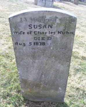 KUHN, SUSAN - Ross County, Ohio | SUSAN KUHN - Ohio Gravestone Photos