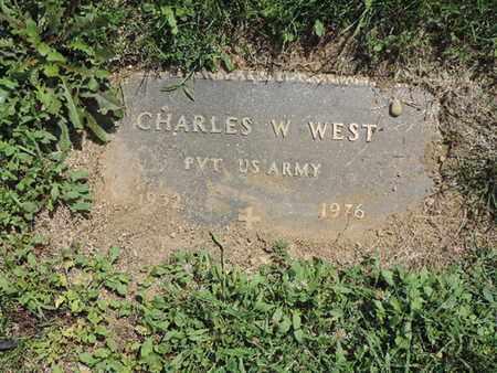 KWEST, CHARLES W - Ross County, Ohio | CHARLES W KWEST - Ohio Gravestone Photos