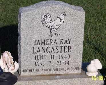 LANCASTER, TAMERA KAY - Ross County, Ohio | TAMERA KAY LANCASTER - Ohio Gravestone Photos