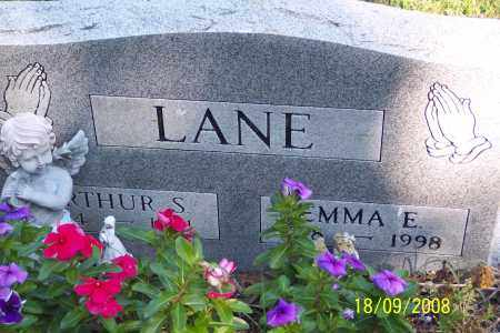 LANE, EMMA E - Ross County, Ohio | EMMA E LANE - Ohio Gravestone Photos