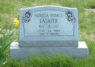 PIERCE LASATER, PATRICIA - Ross County, Ohio | PATRICIA PIERCE LASATER - Ohio Gravestone Photos