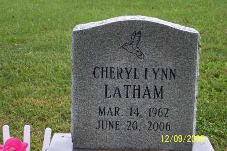LATHAM, CHERYL LYNN - Ross County, Ohio | CHERYL LYNN LATHAM - Ohio Gravestone Photos