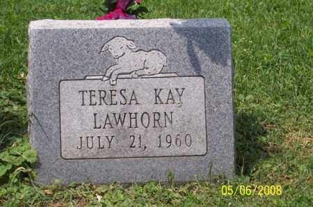 LAWHORN, TERESA KAY - Ross County, Ohio | TERESA KAY LAWHORN - Ohio Gravestone Photos