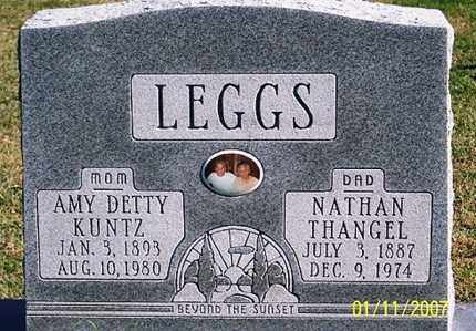 LEGGS, NATHAN THANGEL - Ross County, Ohio | NATHAN THANGEL LEGGS - Ohio Gravestone Photos