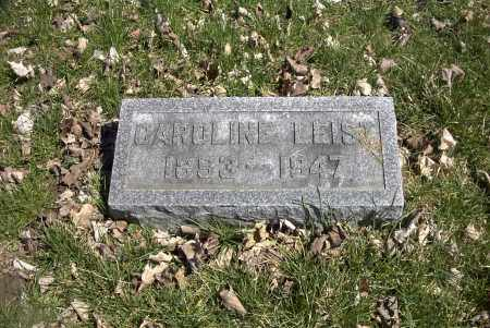 LEIST, CAROLINE - Ross County, Ohio | CAROLINE LEIST - Ohio Gravestone Photos