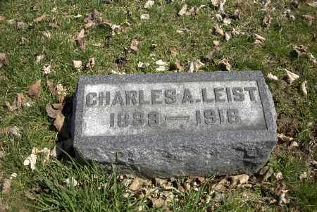 LEIST, CHARLES A. - Ross County, Ohio | CHARLES A. LEIST - Ohio Gravestone Photos