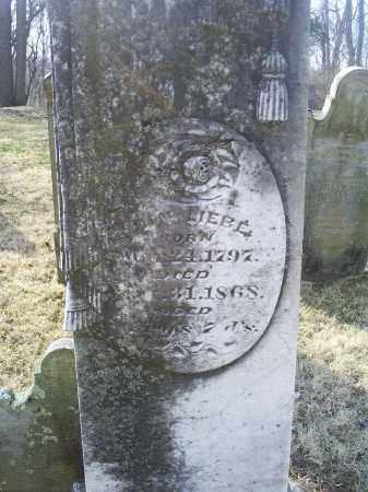LIEBE, JOHN - Ross County, Ohio   JOHN LIEBE - Ohio Gravestone Photos