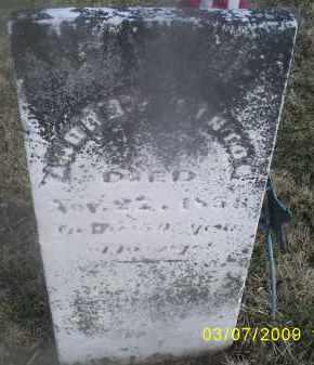 LINTON, ANDREW - Ross County, Ohio | ANDREW LINTON - Ohio Gravestone Photos