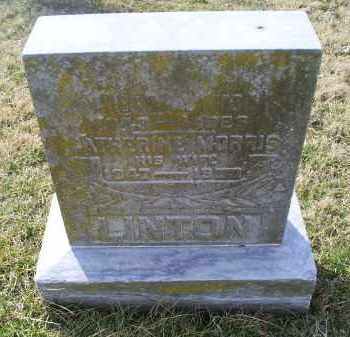 MORRIS LINTON, CATHERINE - Ross County, Ohio | CATHERINE MORRIS LINTON - Ohio Gravestone Photos