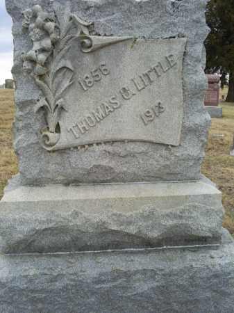 LITTLE, THOMAS C. - Ross County, Ohio | THOMAS C. LITTLE - Ohio Gravestone Photos