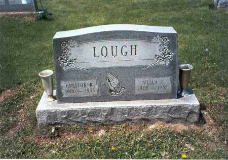LOUGH, CRESTON R. - Ross County, Ohio | CRESTON R. LOUGH - Ohio Gravestone Photos