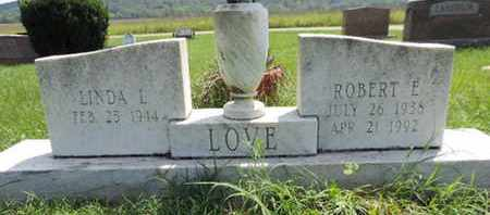 LOVE, ROBERT E - Ross County, Ohio | ROBERT E LOVE - Ohio Gravestone Photos