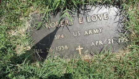 LOVE, ROBERT - Ross County, Ohio | ROBERT LOVE - Ohio Gravestone Photos