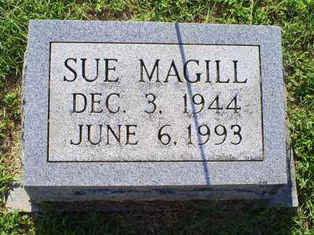 MAGILL, SUE - Ross County, Ohio | SUE MAGILL - Ohio Gravestone Photos