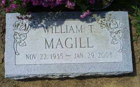 MAGILL, WILLIAM T. - Ross County, Ohio | WILLIAM T. MAGILL - Ohio Gravestone Photos