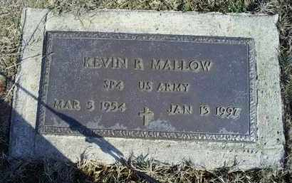 MALLOW, KEVIN R. - Ross County, Ohio | KEVIN R. MALLOW - Ohio Gravestone Photos