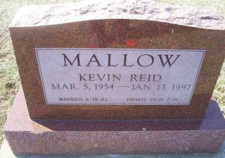 MALLOW, KEVIN REID - Ross County, Ohio | KEVIN REID MALLOW - Ohio Gravestone Photos