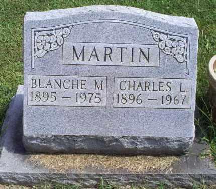MARTIN, BLANCHE M. - Ross County, Ohio | BLANCHE M. MARTIN - Ohio Gravestone Photos