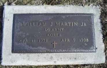 MARTIN, WILLIAM J. JR. - Ross County, Ohio | WILLIAM J. JR. MARTIN - Ohio Gravestone Photos