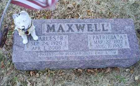 MAXWELL, CHARLES R. - Ross County, Ohio | CHARLES R. MAXWELL - Ohio Gravestone Photos