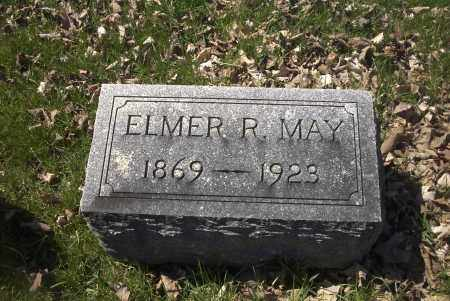 MAY, ELMER R. - Ross County, Ohio | ELMER R. MAY - Ohio Gravestone Photos
