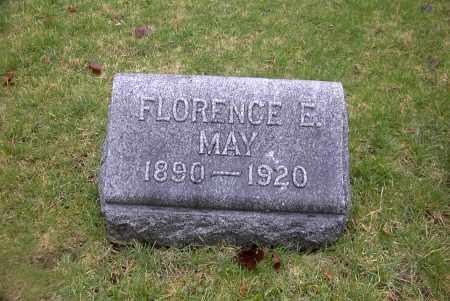 MAY, FLORENCE E. - Ross County, Ohio | FLORENCE E. MAY - Ohio Gravestone Photos