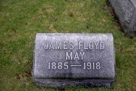 MAY, JAMES FLOYD - Ross County, Ohio | JAMES FLOYD MAY - Ohio Gravestone Photos