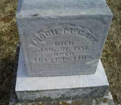 MCCABE, ENOCH - Ross County, Ohio | ENOCH MCCABE - Ohio Gravestone Photos