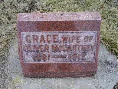 MCCARTNEY, ADA GRACE - Ross County, Ohio | ADA GRACE MCCARTNEY - Ohio Gravestone Photos
