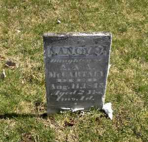 MCCARTNEY, NANCY - Ross County, Ohio | NANCY MCCARTNEY - Ohio Gravestone Photos