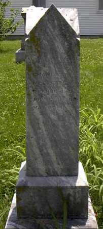 EVANS MCCARTNEY STANDIFORD, CHARLOTTE - Ross County, Ohio | CHARLOTTE EVANS MCCARTNEY STANDIFORD - Ohio Gravestone Photos