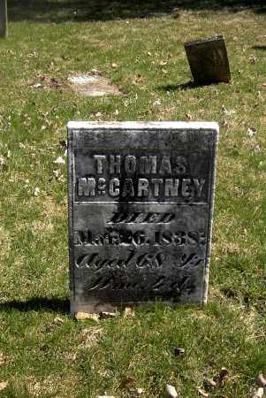 MCCARTNEY, THOMAS - Ross County, Ohio | THOMAS MCCARTNEY - Ohio Gravestone Photos