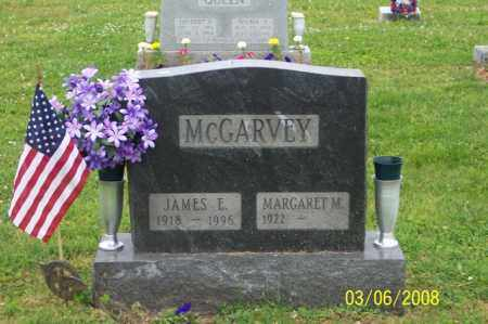 MCGARVEY, JAMES E. - Ross County, Ohio | JAMES E. MCGARVEY - Ohio Gravestone Photos